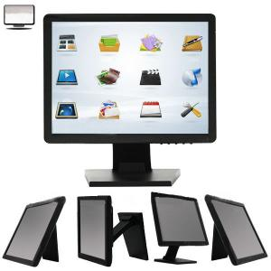 Factory Supply 17 Inch Touch Screen Monitor For Pos System Lcd Vga Port