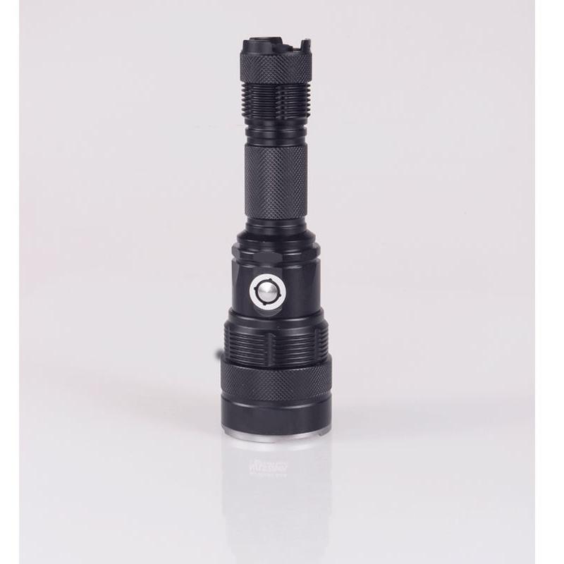 CT9T High Power LED Flashlight