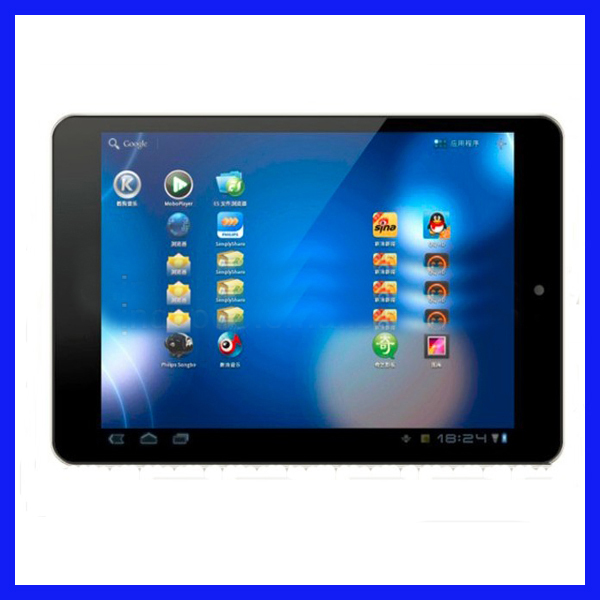 7.85 Inch Tablet Dual Core 3G Phone Gps Bluetooth