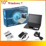 Shenzhen Ultra-thin Wholesale Used Laptop Computer 10.2inch Win7 Mini Laptop Dual Core Direct Bulk Buy Cheap Laptops from China