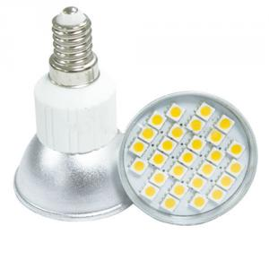 230V 27 Smd 5050 120Degree Aluminum Spotlight 4W Led Lamp E14