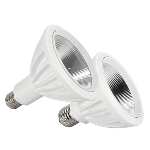 Cob Heatsink Recessed Energy Saving Light / E27 5000K Par38 Led Light Wholesale