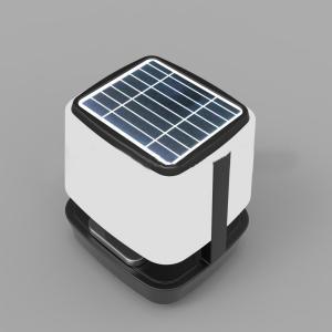 Solar Powered Portable Rechargeable Waterproof Wireless Speaker