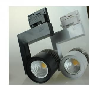2014 Most Popular 30W Shop Led Track Spotlight With Tuv,Saa,Gs
