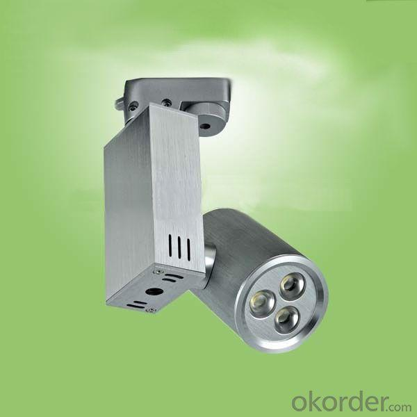Ce/Rohs Approved 12W High Power Led Track Light 2 Years Warranty