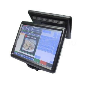 Dual Screen Touch Pos All In One Touch Pos Terminal For Restaurant Pos System Cash Register Manufacture