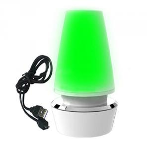 Touch Sensor Led Color Changing Table Lamp Rechargeable Battery Powered Led Table Lamp
