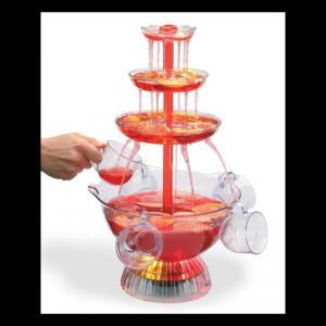 Red Wine Fountain