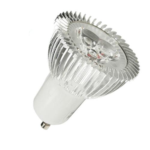 Spotlight Led Lighting Non Dimmable 15/30/45 Degree E27/Gu10/Gu5.3/Mr16 Ac86V-265V Dc12V Led Gu10 Bulb