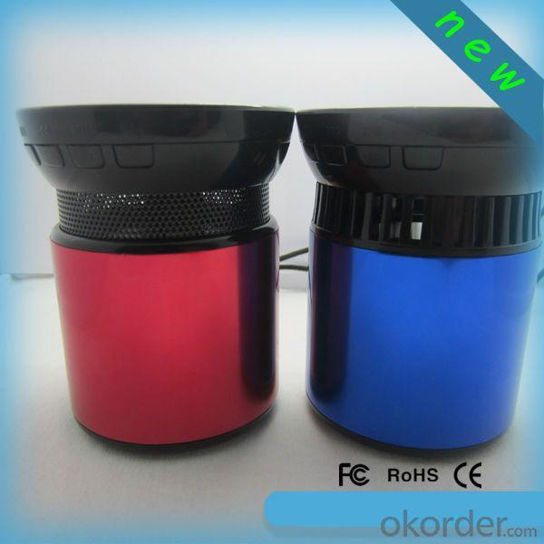 Portable Super Bass Wireless Mini Bluetooth Speaker With Led Light