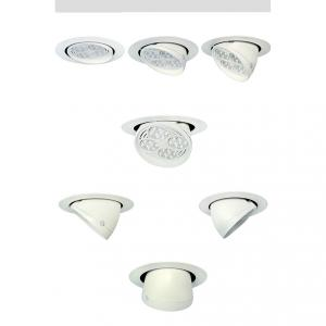 Led Down Light, Down Light Led, Led Ceiling Downlight, OSRAM Shop Light With CE RoHS