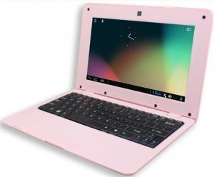 10 inch mini oem laptop Android 4.2 VIA 8850 /VIA 8880 notebook Laptops