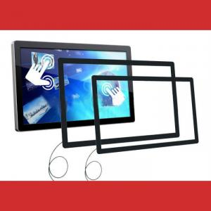 Ir Touch Frame Dual Points Multi Touch Frame 32'' 42'' 55'' 65''