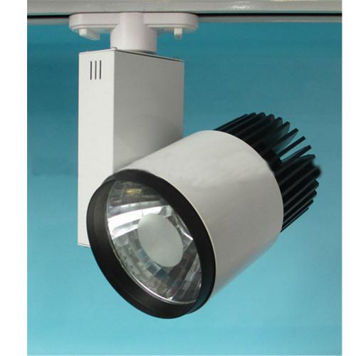 Yaye Hot Sell Ce/Rohs Certificate Cob 30W Led Track Light &Amp; 30W Cob Led Track Light