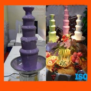 Classical Style Hot Selling Chocolate Fountain In Chocolate