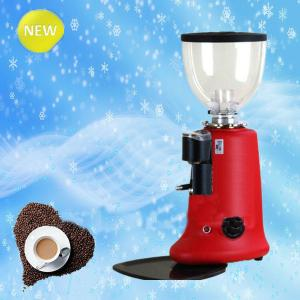 Powerful And Efficient Red Electric Coffee Bean Grinders