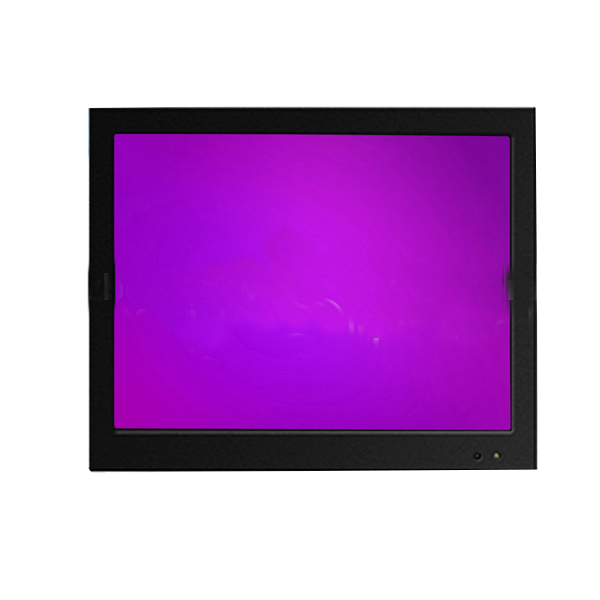 10.4'' Touch Screen Pos Monitor With Metal Case Monitor Yt1042