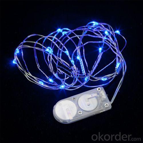 Cr2032 Battery Led String Light