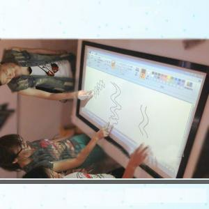 Infrared 64 Points Multi-Touch 42&Quot; Touch Screen Touch Frame