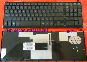 For Hp Laptop Backit Keyboard 4520S