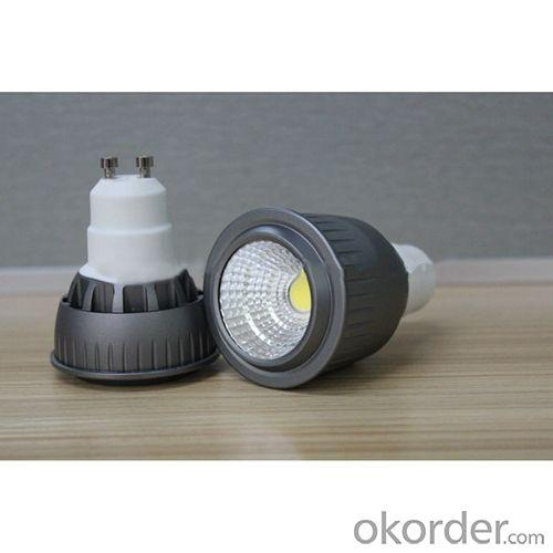 Elation Design 400Lm Gu10 Fitting 5W Cob Led Spotlight Dimmable With Philip Nxp Dimmable Solutions