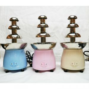 Colourful Mini Chocolate Fountain (Home Use)