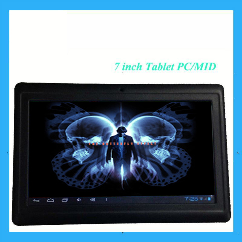 7inch A13 tablet pc android 4.0