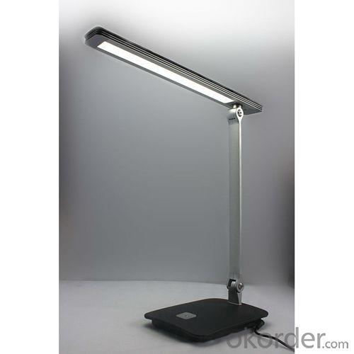 2014 New Design Switch Touch 450Lm 100-240V 6W Led Table Lamp