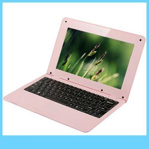 10 inch Android Mini Laptop Via8880 Dual Core 512MB RAM 4GB HDD WIFI Camera Bluetooth Kids Notebook 710V