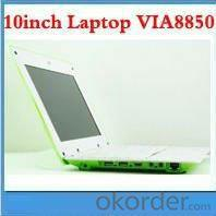 10Inch Mini Laptop Via8850