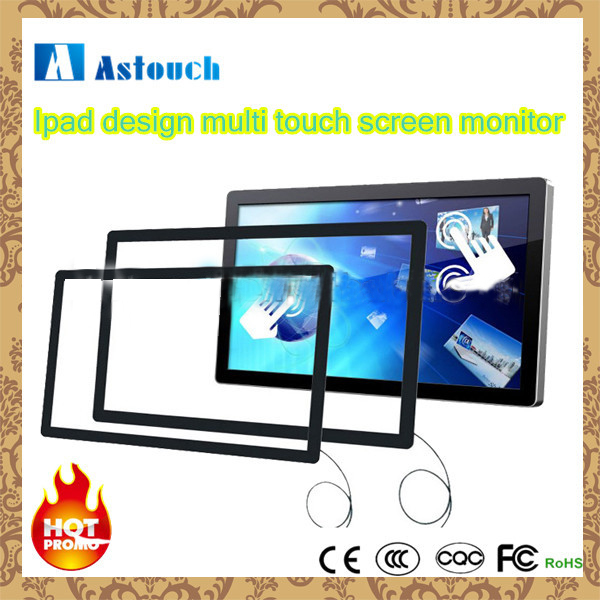 Ten Points 42'' Ir Multi Touch Screen Monitor For Advertising And Digital Signages