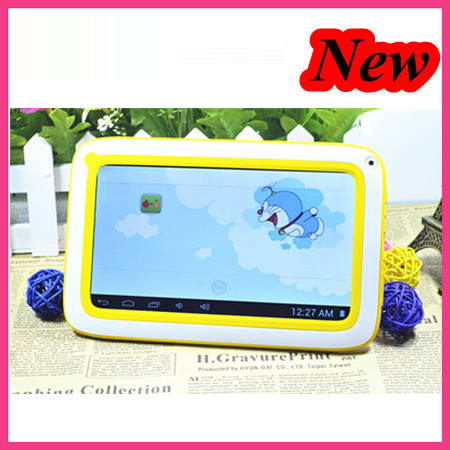 7 Inch Android 4.0 512Mb 8Gb Wifif Camera Education Kids Tablet Pc Children Tablets High Quality