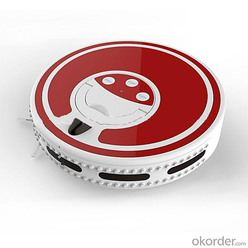 Intelligent Robot Vacuum Cleaner Auto-cleaning and Auto-charging