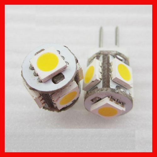 5 SMD 5050 G4 LED Lamp 12V Ce Rohs Approved