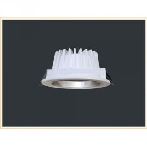 High Lumen 175mm Cutout Recessed 15w Dimmabled Led Downlight