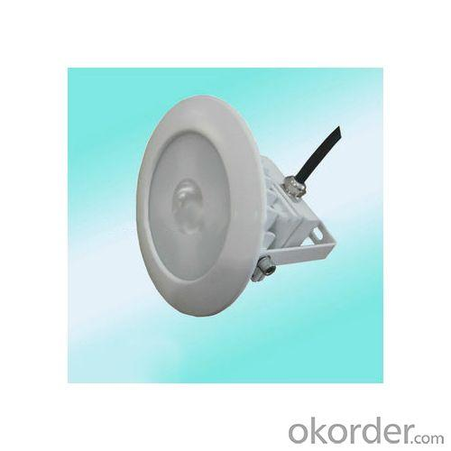 10W Round Li-Battery Rechargeable Led Flood Light
