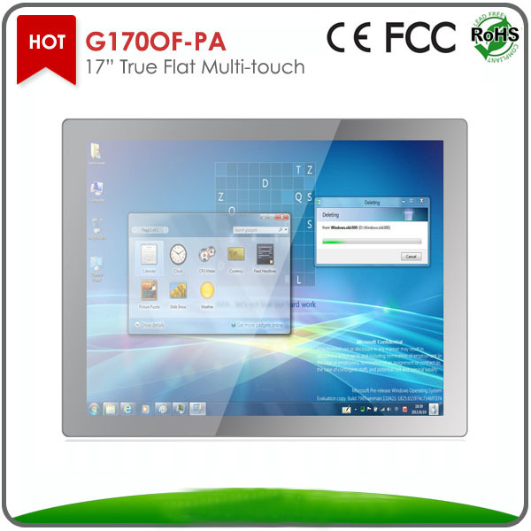 17&Quot; Pct Industrial Multi Touch Open Frame Monitor
