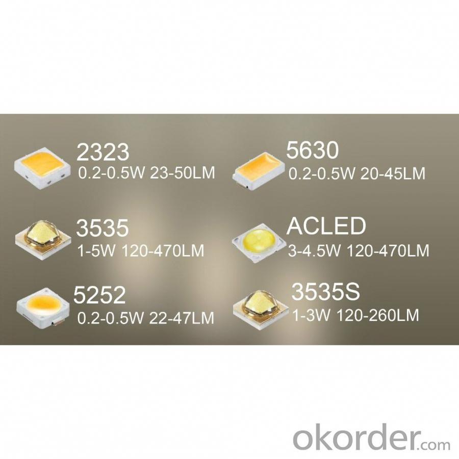High Quality SMD5630 Led 60 Lumen