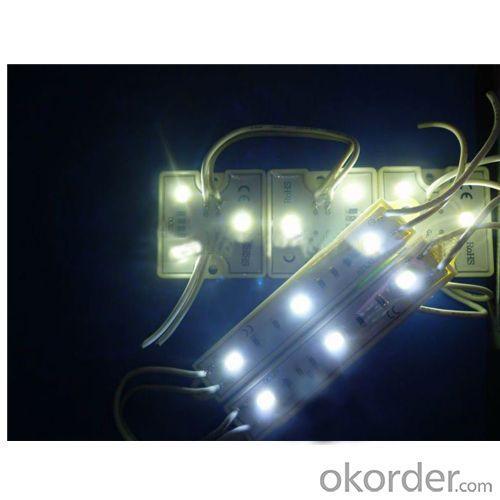 1.5W 3 LEDs Samsung SMD5730 LED Module Light