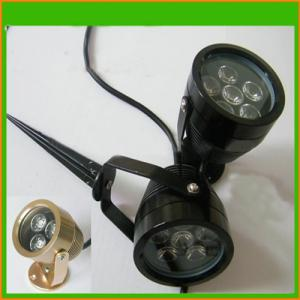 Hot Product 3W 5W 12V LED Garden Light Lamp 2700-7500K With 3 Years Warranty Made In China From China Factory
