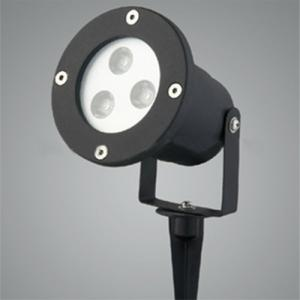 Great Durable CE, And ROHS Compliant Toughened Glass Bridgelux Waterproof IP65 6W LED Garden Light