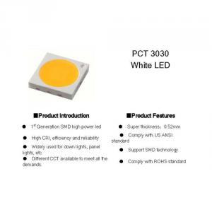 Shenzhen SMD LED ChipEmc SMD 3030 High Power LED Chip Manufacturers