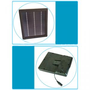 Solar Flood Light With Li-Ion Battery 30/60Led