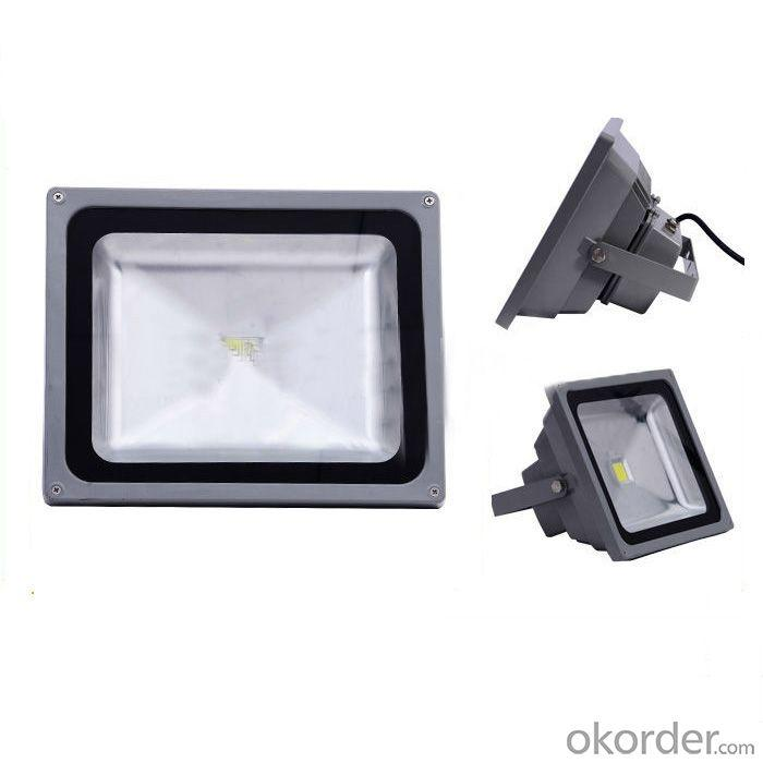 European Standard Industrial Ip65 Outdoor Led Outdoor 100W Led Flood Light