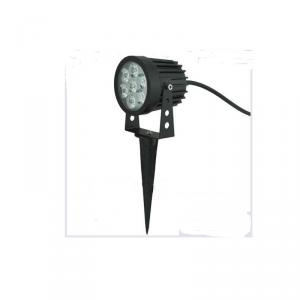 9W LED Garden Light With Spike 3*3W From China Manufacturer