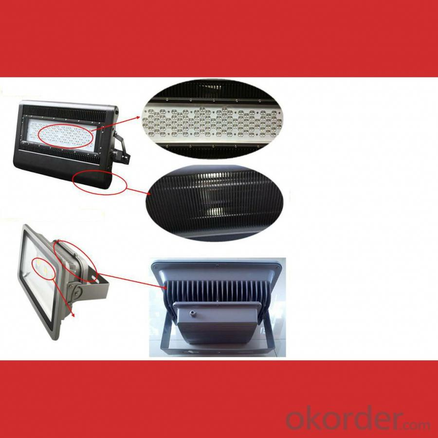 Ip65 1000W Led Flood Light For Golf Sport