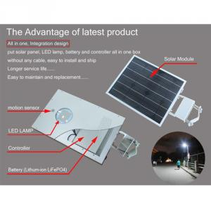 2014 New China Hot Selling 30W Outdoor Lighting Cheap Price Of Solar Street Lights From China Factory