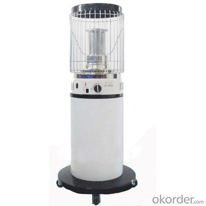 Kerosene Room Heater with Tip-Over Protection