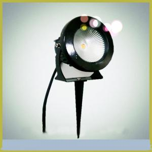 High Lumen With Sipke Or Subbase Easy To Install Cob LED Garden Light By Professional Manufacturer