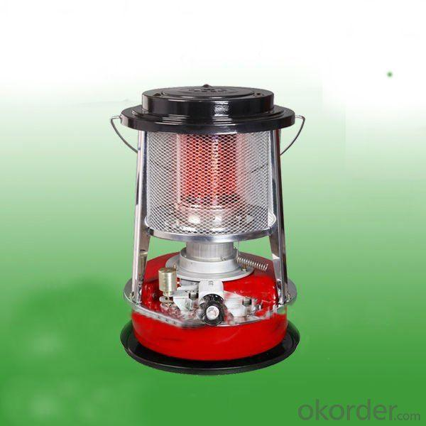 Kerosene Heaters with Double Tank System